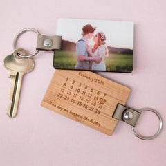 'Day To Remember' Photo Keytag - Arlo and Co