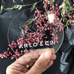 Gift Card - Arlo and Co