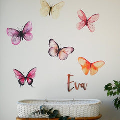 Large Butterfly Wall Decal - Arlo and Co