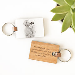 Luxe Photo Keytag - Arlo and Co