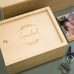 Memory Keepsake Box - Arlo and Co