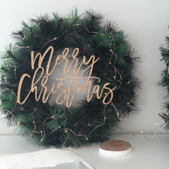 Merry Christmas Decoration - Arlo & Co