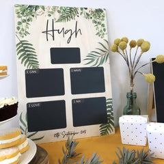 Mini Birthday Board - Forest - Arlo and Co