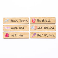 Morning Routine Magnet Set - Arlo & Co