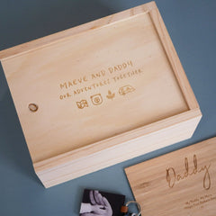 Our Adventures Keepsake Box - Arlo & Co