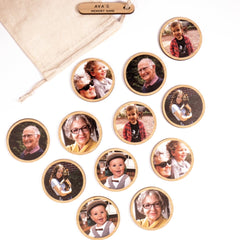 Photo Memory Game - Arlo and Co