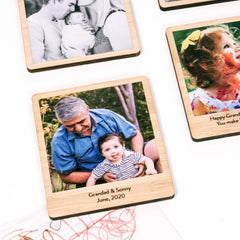 Polaroid Photo Magnet - Arlo & Co