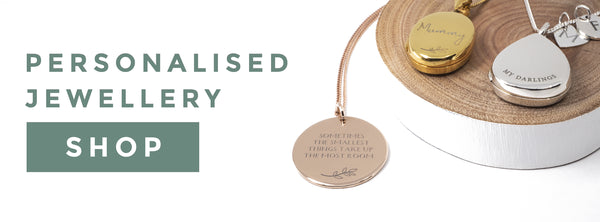 Personalised Jewellery - Arlo and Co