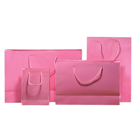 Gloss Laminated Boutique Gift Bags