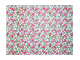 Aster Flower Hot Pink Gift Wrapping Sheets