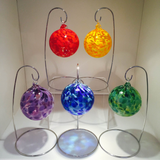 Make your own blown glass ornaments