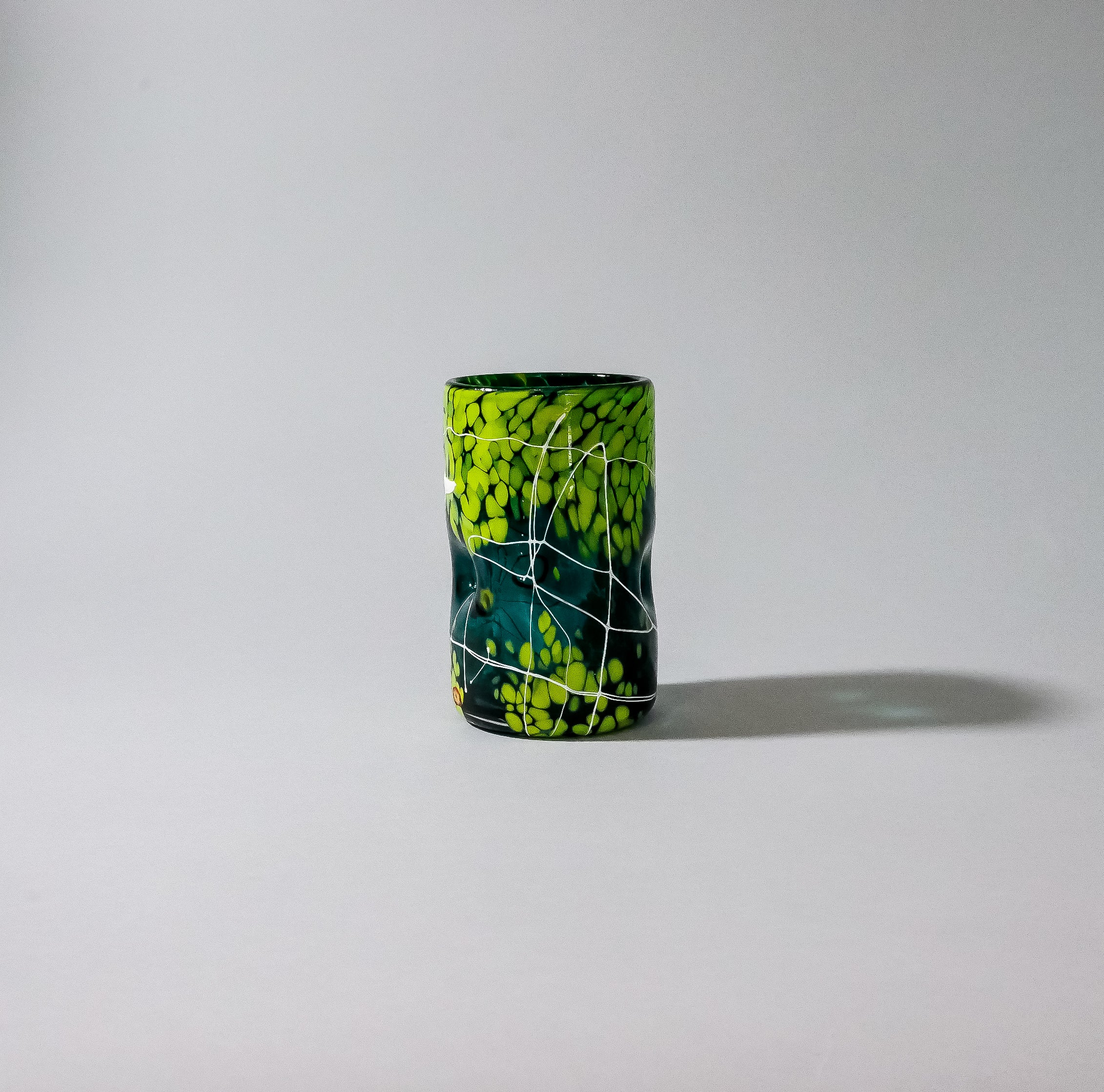 Special design Tumbler Cup: Blue and Yellow