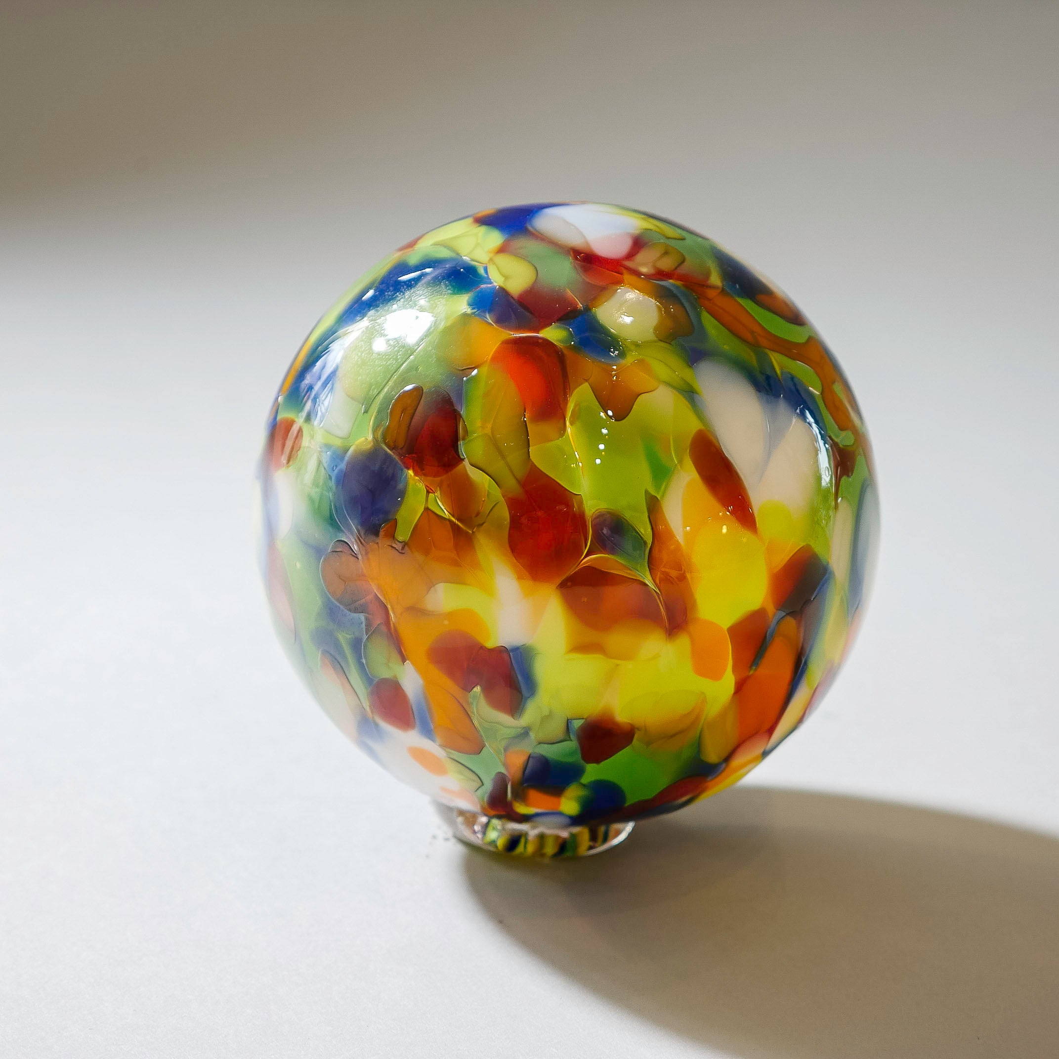 Blown Glass Float Ornament