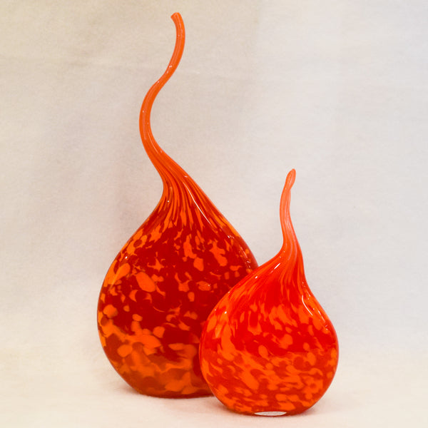 Flame Sculpture Series
