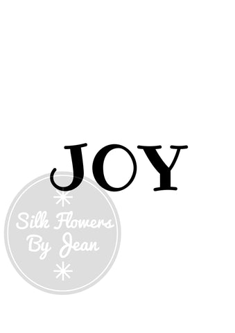 Joy Print, Joy Card, Card for Him, Card for Her, Picture For Wall, Black White Prints, Kids Rooms Prints