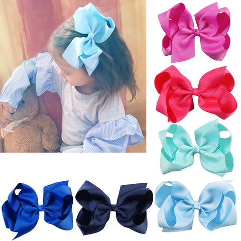 30 Colors Hair Bows With Clips Hair Clips Hair Accessories, Flower Girl Bow Gifts