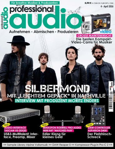 Professional Audio Magazine, 2016-04