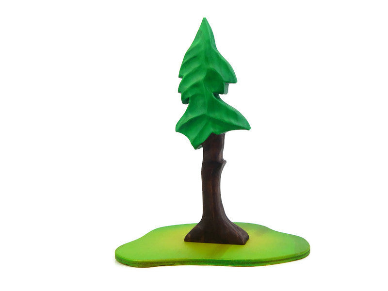 FIR TREE - Tall, Contoured