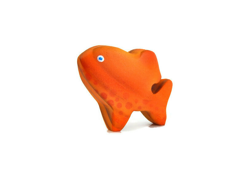 FISH - Spotted Orange.