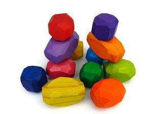 GEMSTONES - 12 piece set