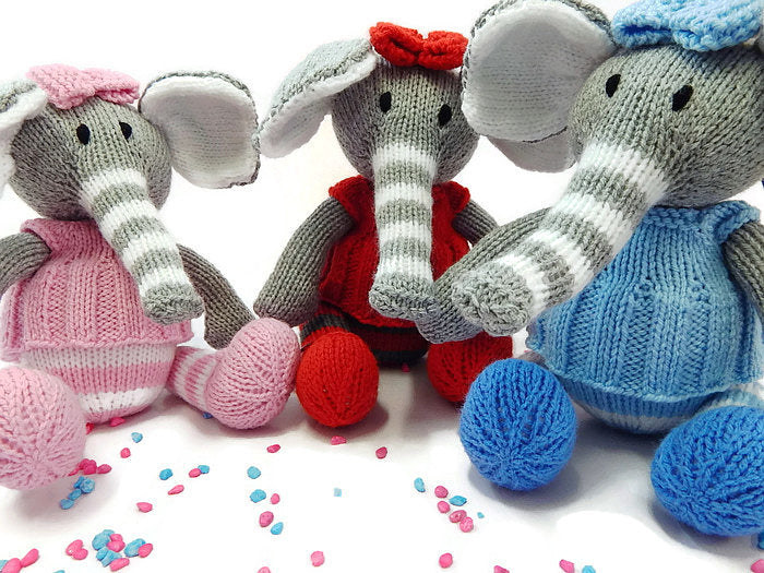 hand crafted elephant Lotti