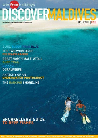 Discover Maldives 2011 (eBook)