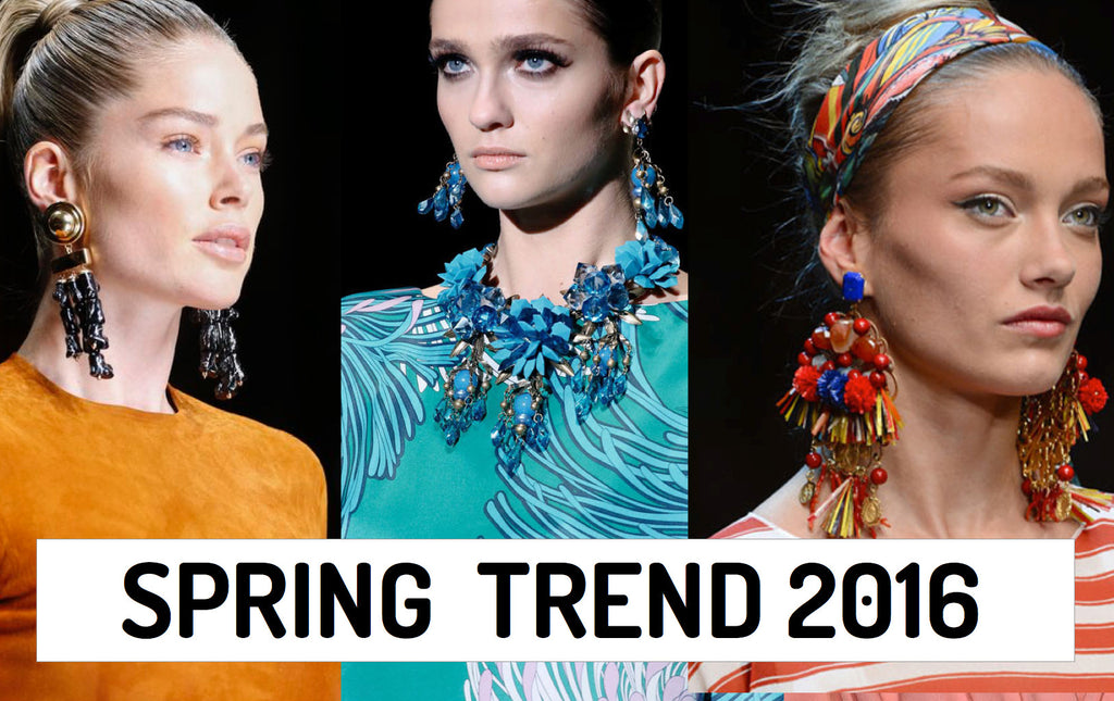 Spring Jewellery Trend - What to wear