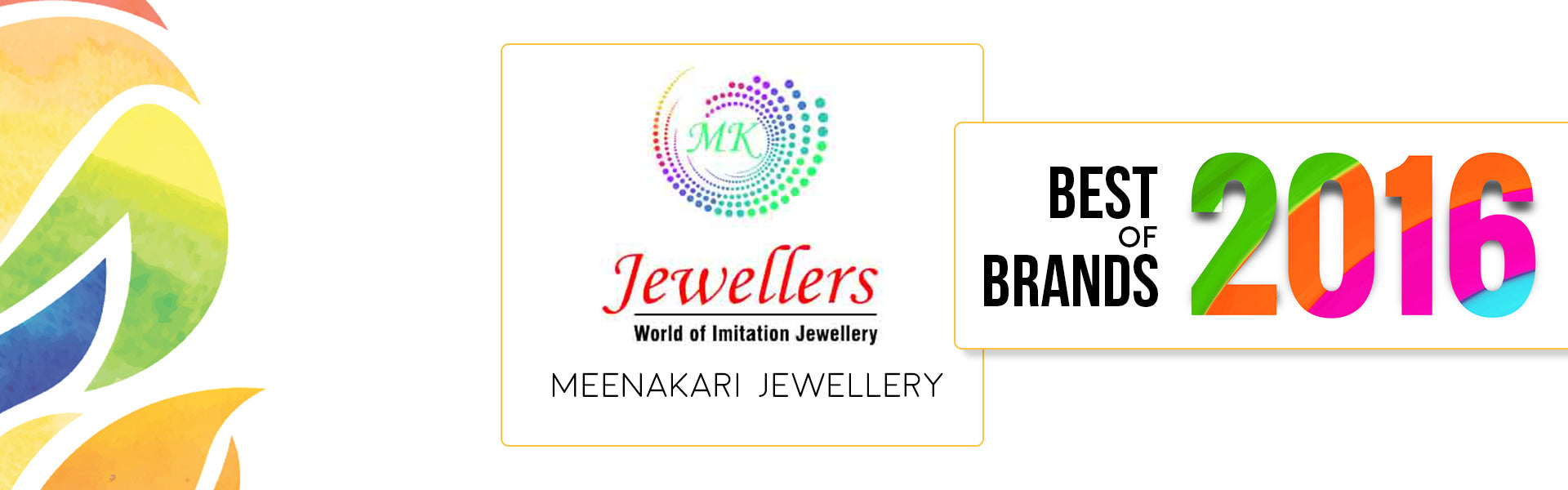 Best Brands of 2016 | MK Jewellers