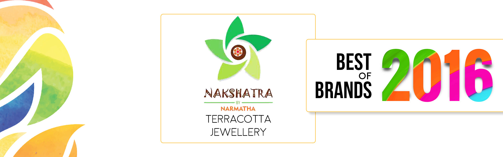 Best brand of 2016 | Nakshatra Terracotta Jewellery