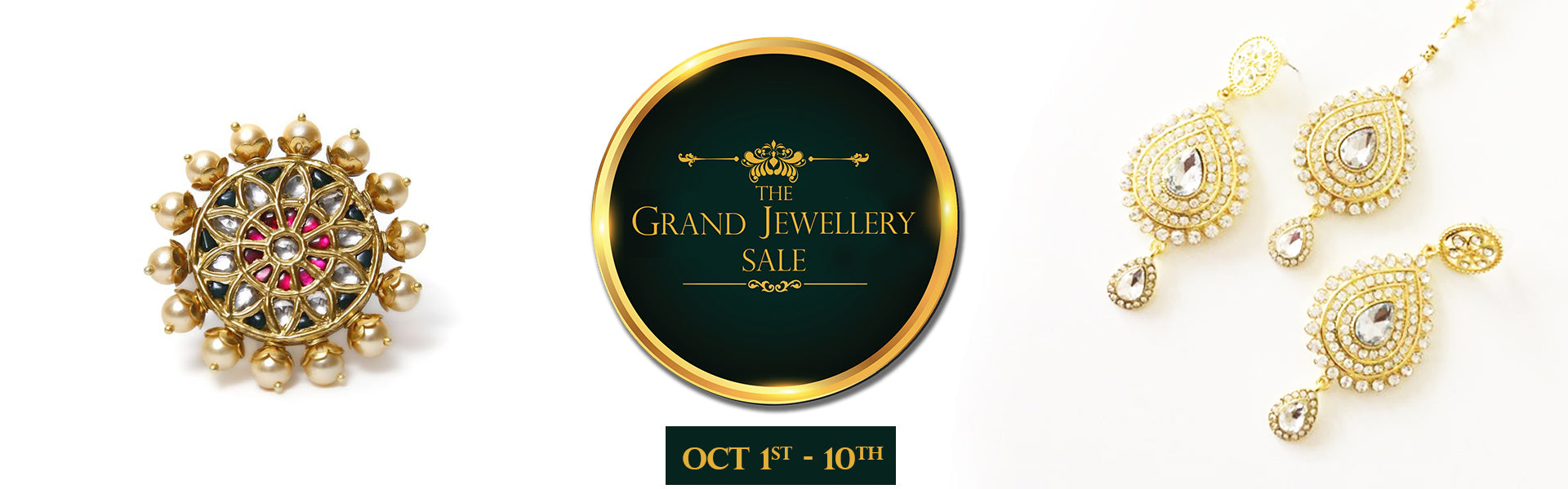 The Grand Jewellery Sale | Fashion Jewellery Online Sale