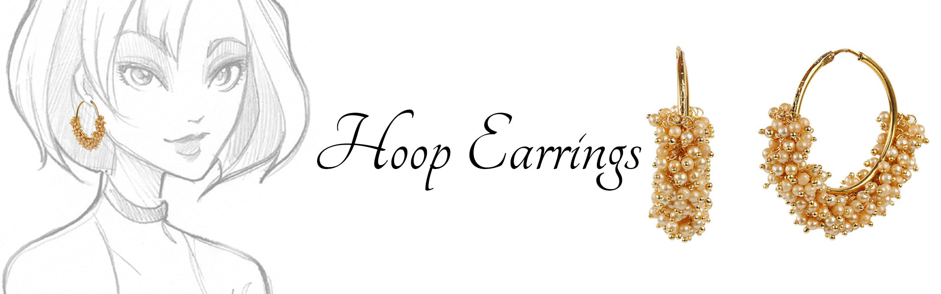 Hoop Earring Collection Shop Online 2016