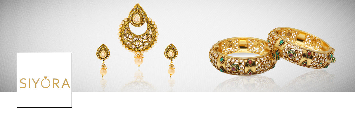 Online Fashion Jewellery Siyora Brand Store