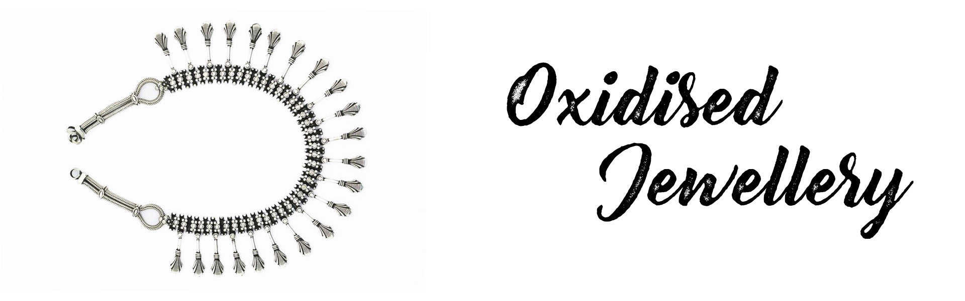 Oxidised Jewellery | Shop Online Fashion Jewellery