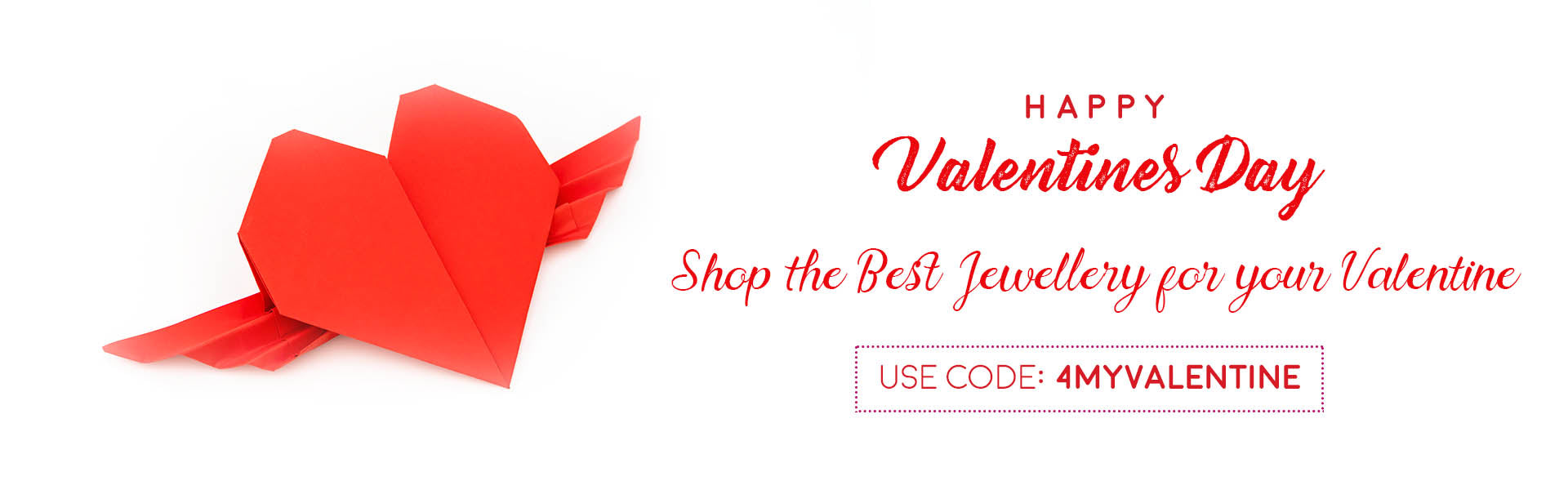 Valentines Day Special Jewellery Collection For Her