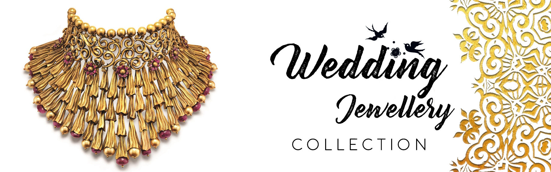 Wedding Jewellery Collection | Shop Online