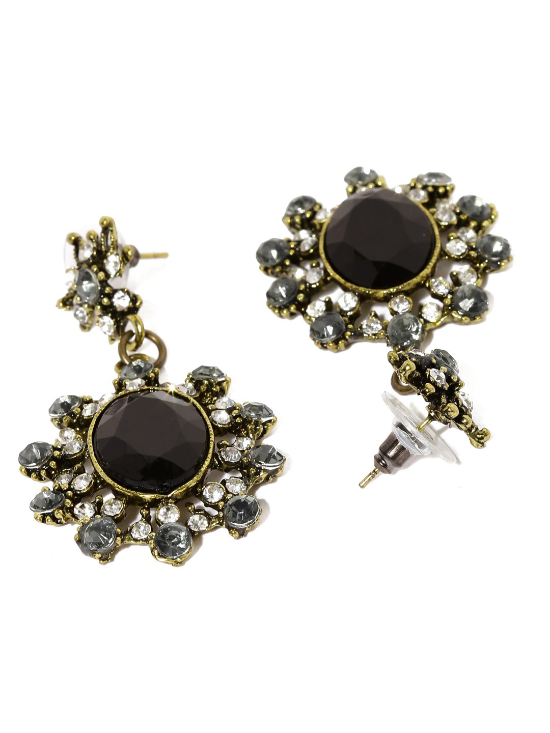 Black Cindy Earring