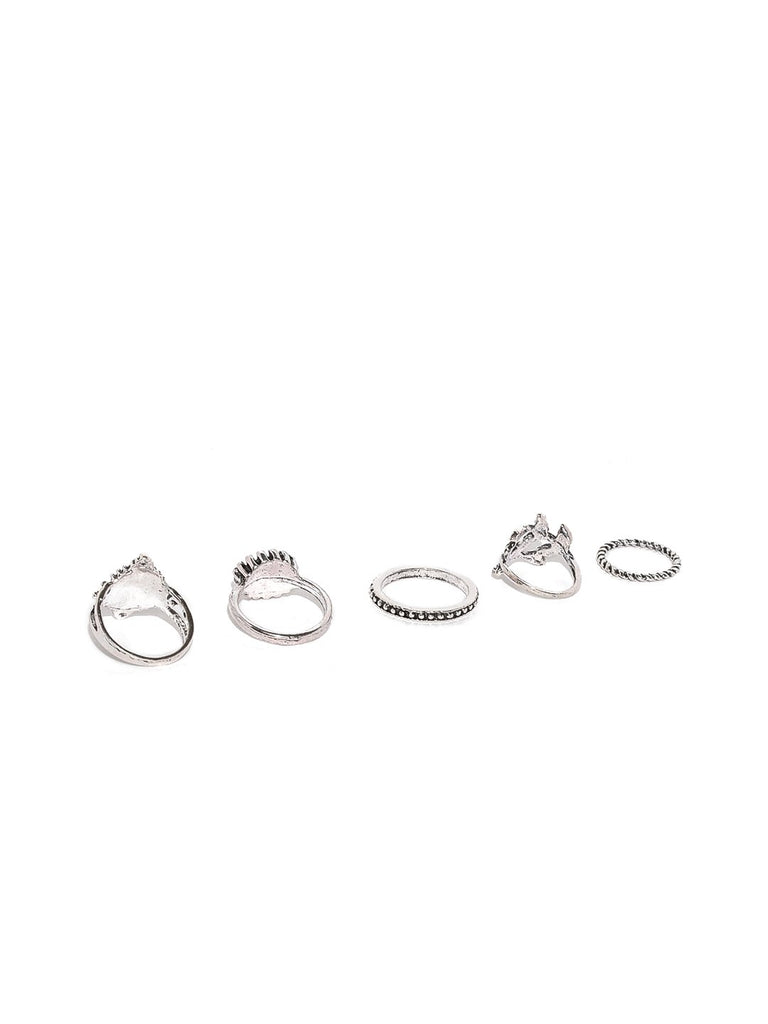 Design To Dazzle Finger Ring
