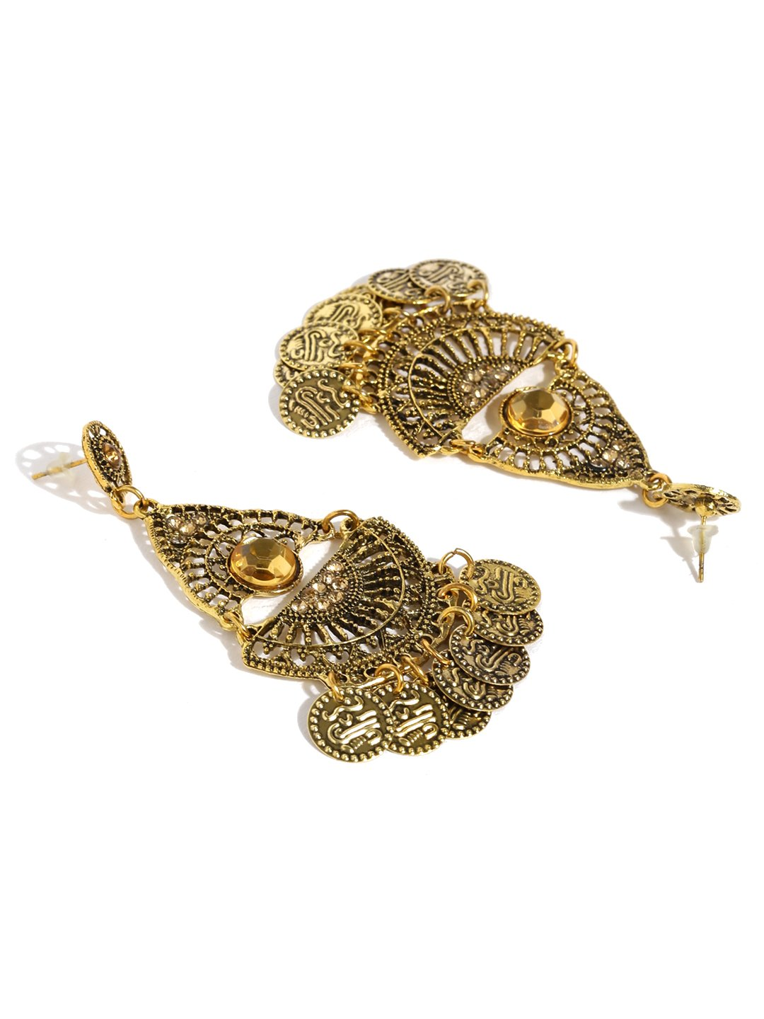 Cirque Of Gold Earring