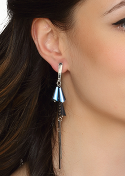 Pretty Bunch Tassel Earrings