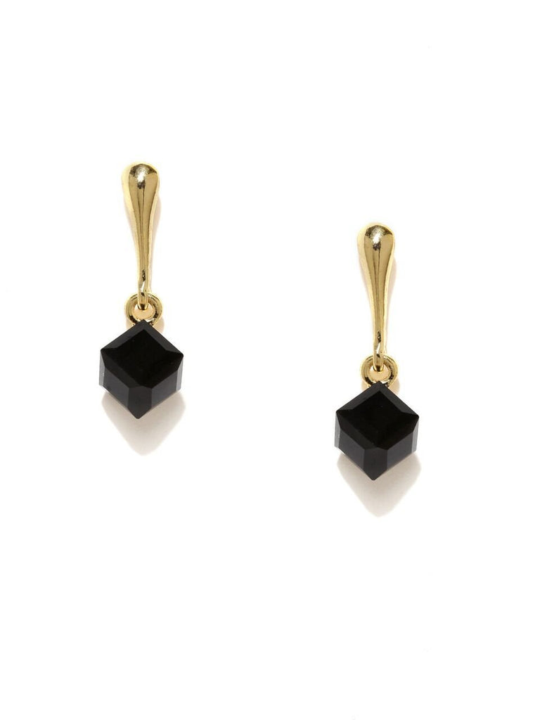 Midnight Drop Earring