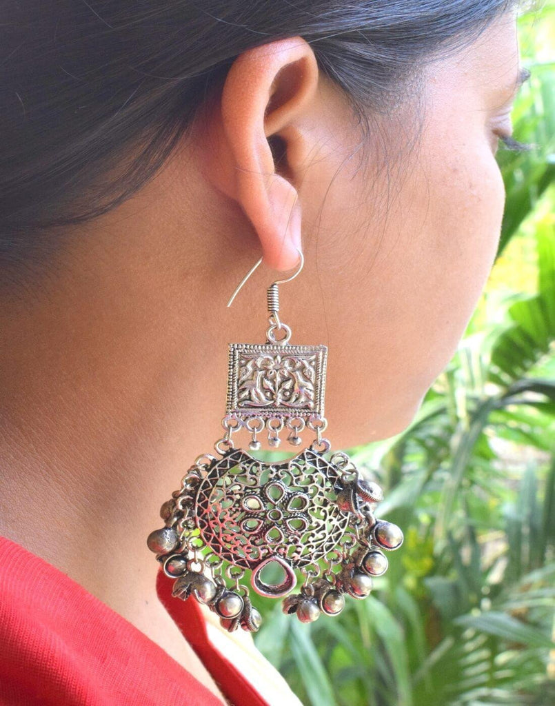 Chandbalis In Oxidized Metal 2