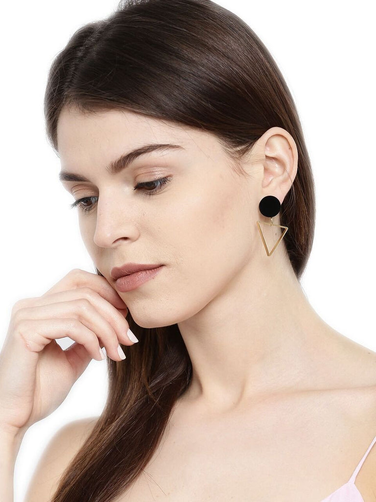 Black Beau Earrings