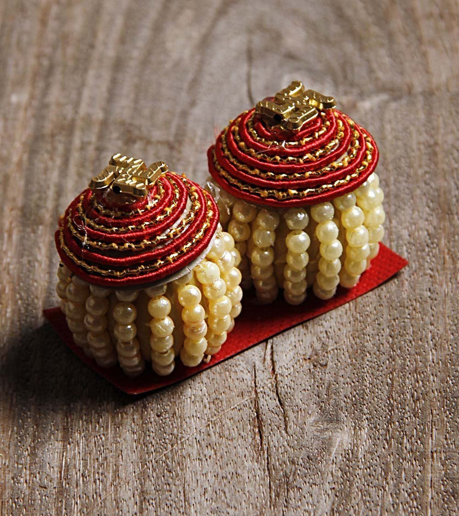 Beautiful Rakhi with Roli Chawal and Small Gift for Brother or Sister