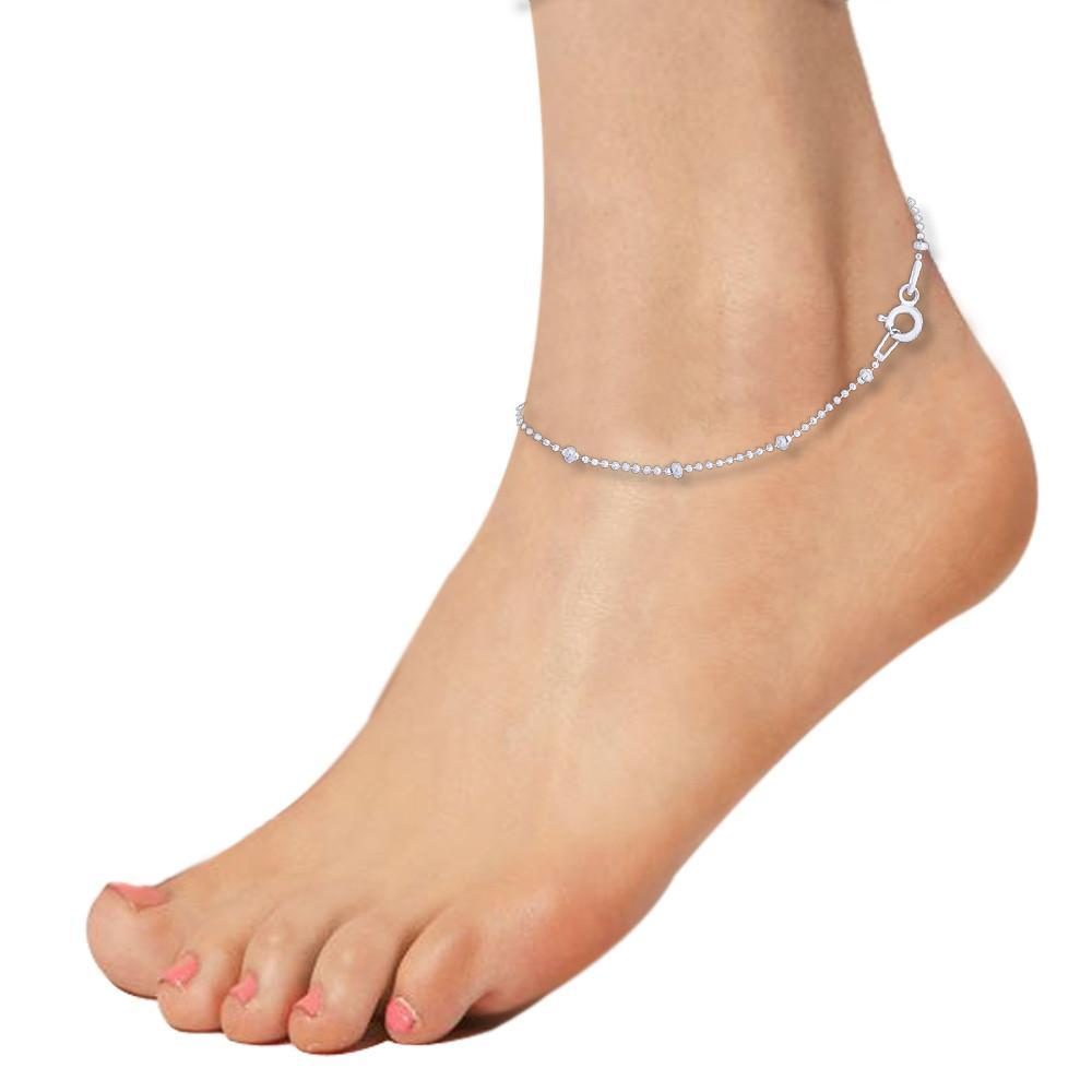 Have A Ball Anklet