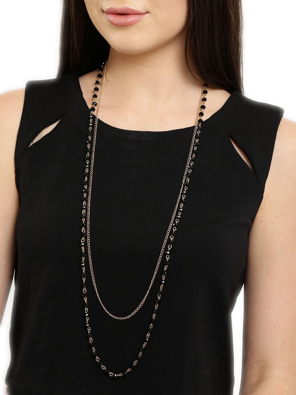 Blacky Glaxay Necklace