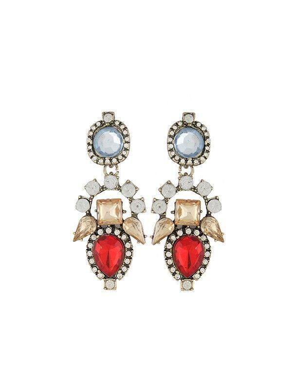 Gem Blast Earrings