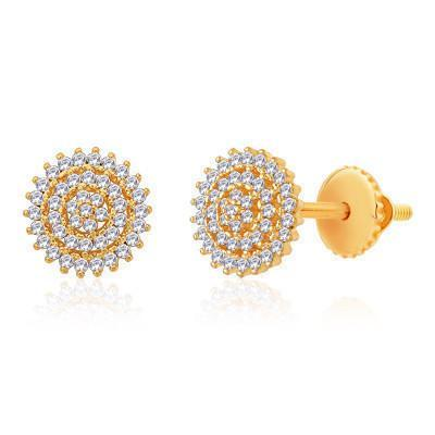 Glorious Floral Studs