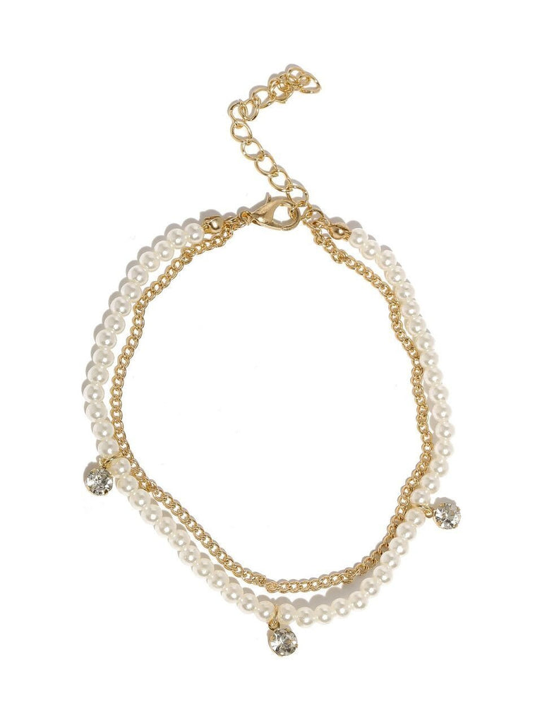 Gold Enchantress Anklet