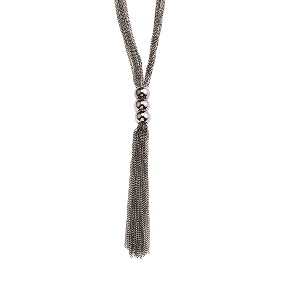 Bubble Tassels Necklace