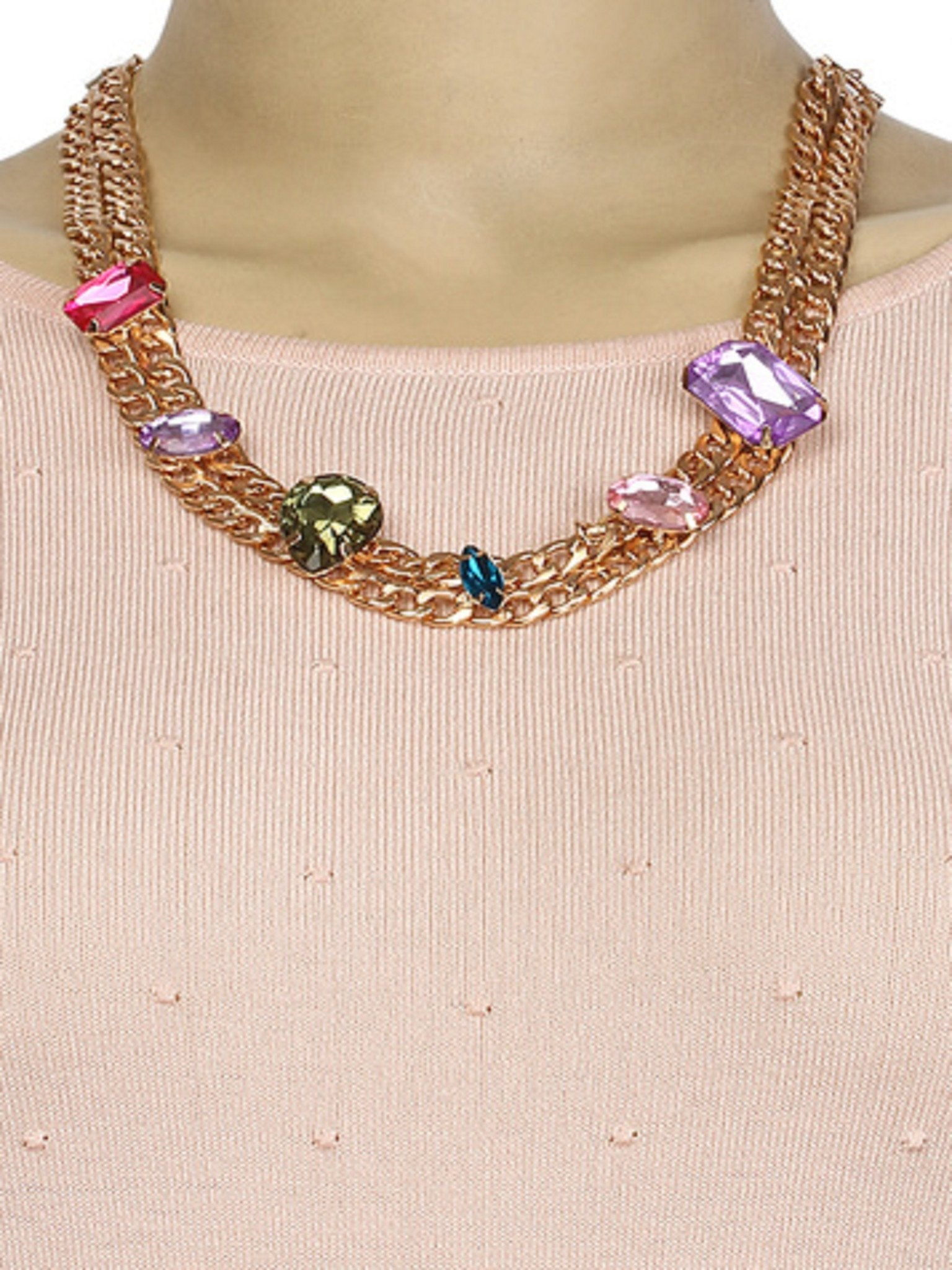 Pretty In Paris Necklace